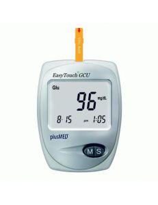 Анализатор EasyTouch GCU (глюкометр Изи Тач глюкоза, холестерин, мочевая кислота)