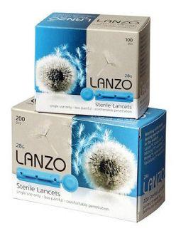 Ланцеты Lanzo GL 30G №100