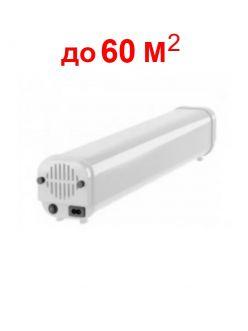 Облучатель рециркулятор (пластиковый корпус), NUR-01