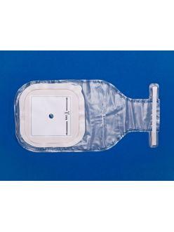 Калоприемник однокомпонентный 10-80 мм, дренируемый, прозрачный, MC2000, Coloplast (Колопласт)