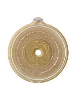 Пластина Easiflex, фланец 70 мм, вырезаемое отверстие 10-68 мм, арт.17822, Колопласт