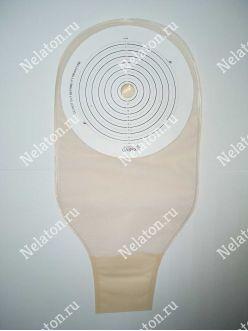 Калоприемник однокомпонентный дренируемый, без фильтра, 13-100 мм, арт.3250, Casex