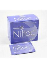 Очиститель для кожи Нилтак (антиклей Niltac) салфетки № 30, TR102, Convatec