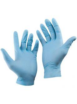 Перчатки смотровые нитриловые, пара