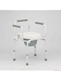 Кресло туалет FS813, Armed