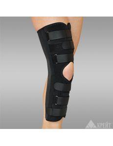 Бандаж коленного сустава (тутор на колено) F-526, Крейт
