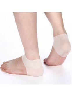 Защитный носок на пятку силиконовый (пара), Китай
