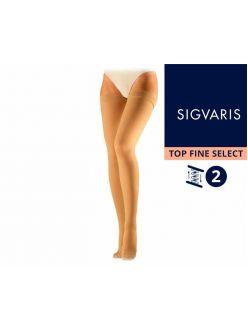 Чулки 2 класс комп, закр. мысок Top Fine Select, Sigvaris