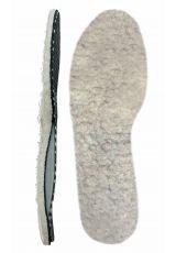 Стельки ортопедические с покрытием из натуральной шерсти «Зимний комфорт», арт. 38Т, Talus