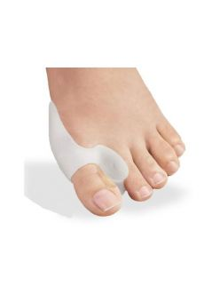 Защитная накладка силиконовая на большой палец стопы (пара)