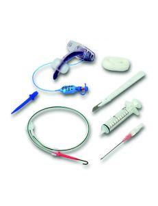 Набор для чрескожной трахеостомии без зажима, трубка Blue Line Ultra, 100/543/XXX, Portex