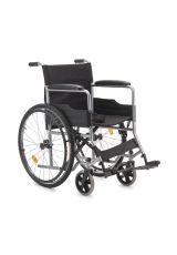 Кресло коляска для инвалидов H 007 (18 дюймов), колеса пневмо, Armed