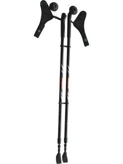 Палки для скандинавской ходьбы (115-140 см),  Е 0674, Ergoforce