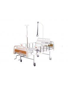 Кровать медицинская функциональная 4-х секционная, производство Россия (аналог FS3023W и РС-105Б)