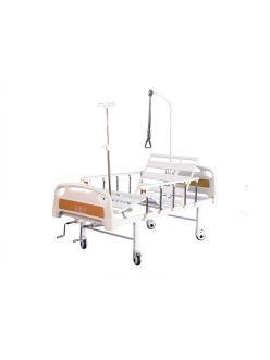 Кровать медицинская функциональная 4-х секционная, Rebq-4