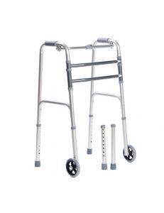 Опоры-ходунки  с колесами в прокат