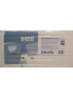 Подгузники для взрослых Standart Air, 30 шт, Seni