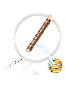Внутриматочное противозачаточное средство Юнона Био-Т Ag тип №2 (спираль)