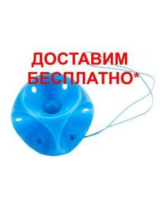 Пессарий урогинекологический кубический с кнопкой Dr. Arabin (перфорированный)
