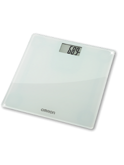 Весы электронные напольные OMRON HN-286