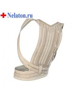 Корректор осанки для взрослых со спиральными ребрами жесткости W-131, B.Well, купить