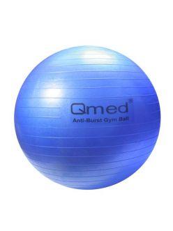 Мяч надувной для тренировок и реабилитации Qmed