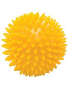 Мяч массажный 8 см (жёлтый), L 0108, Ортосила