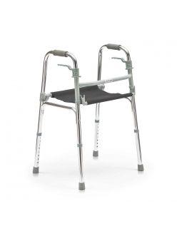Опоры-ходунки без колес, с сиденьем, FS961L, Армед