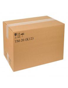 Термоконтейнер многоразового использования ТМ-20 (К12) гофрокоробка, Термо-конт МК