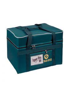 Термоконтейнер многоразового использования ТМ-20 (К12) сумка-чехол, Термо-конт МК
