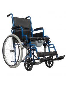 Кресло коляска с санитарным оснащением TU 55, Ortonica