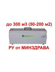 Облучатель рециркулятор МРБО 160-04, Айроклин - 60 Вт