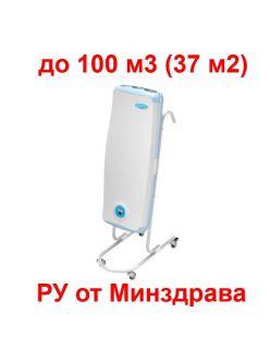 Облучатель-рециркулятор ДЕЗАР-4 (ОРУБн-3-3-КРОНТ) передвижной