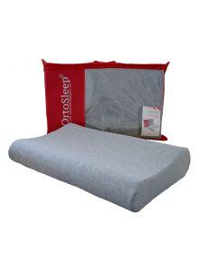 Подушка ортопедическая Simple, OrtoSleep - валики 9 и 11 см
