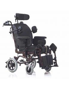Кресло коляска для инвалидов электрическая Delux 570 S, Ortonica