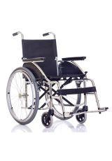 Кресло коляска для инвалидов BASE 100 AL, алюминиевая рама, пневмо, Ortonica