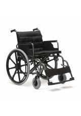 Кресло коляска для инвалидов FS951B (грузоподъемность до 150 кг), Armed
