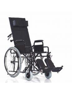 Кресло коляска для инвалидов с высокой спинкой Base 155, Ortonica
