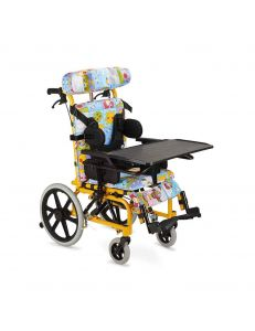 Кресло коляска детская при ДЦП, FS985LBJ, Armed