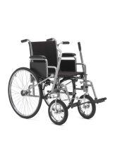 Кресло коляска с рычажным управлением, Н 005, Armed