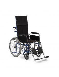 Кресло коляска для инвалидов с высокой спинкой H 008, Armed