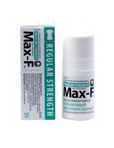 Антиперспирант роликовый Max-F 15%, Regular strength, 50 мл