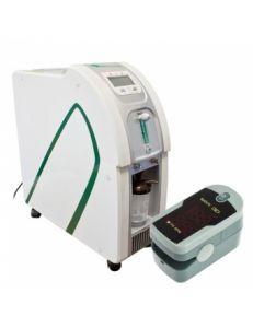 Концентратор кислорода производительностью 5 литров/мин в прокат на 1 мес. (модель LFY-I-5F-11, Atmung, Германия)