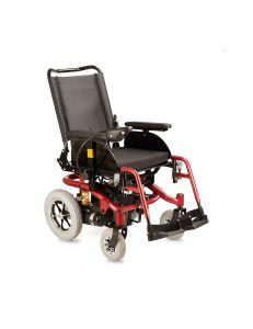 Кресло-коляска ФС123С-43 с электроприводом, Armed