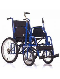 Кресло коляска с рычажным управлением Base 145, Ortonica