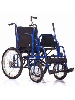 Кресло коляска Base 145 с рычажным приводом, Ortonica