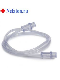 Воздуховодная трубка для Omron NE-C24 NE-C24 Kids (ПВХ), 100 см