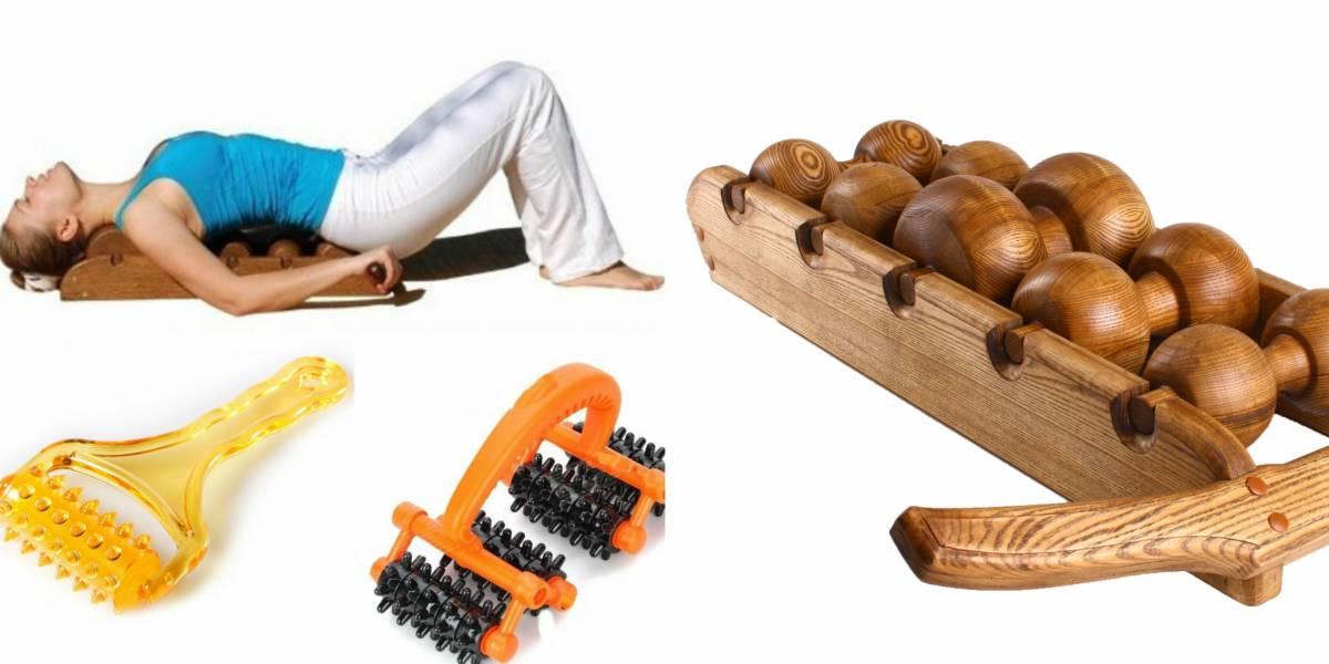 Упражнения с массажер ленточный массажер king